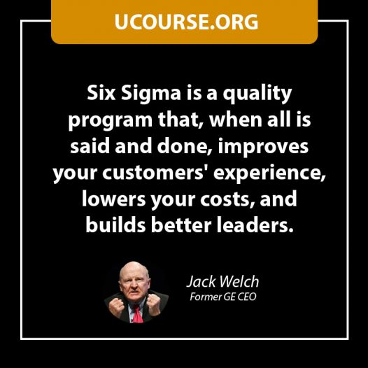六西格玛奠定人Jack Welch逝世,享年84岁。