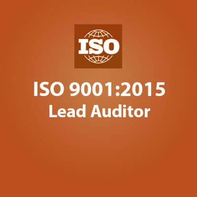 ISO 9001:2015 主任审核员证书考试